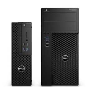 Работна станция Dell Precision T3620 MT, Intel Core i7-7700 (3.6GHz, up to 4.2Ghz, 8MB)16GB (2X8GB) 2400MHz DDR4, 512GB SSD, 2 x 2TB SATA, Integrated Intel SATA Controller, DVD+/-RW, NVIDIA Quadro M2000 4GB, Intel vPro, Mouse & Keyboard, Windows 10 Pro, 3