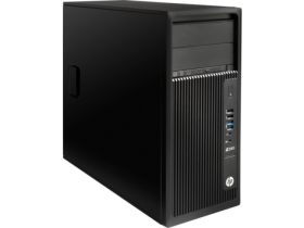 HP Z240 Workstation Intel® Xeon® E3-1230 v6 (3.5 GHz base frequency, up to 3.9 GHz with Intel® Turbo Boost Technology, 8 MB cache, 4 cores) 8 GB DDR4-2400 non-ECC SDRAM (1 x 8 GB) 1 TB 7200 rpm SATA NVIDIA® Quadro® P400 (2 GB GDDR5 dedicated) DVD/RW Windo