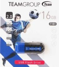 USB ПАМЕТ TEAM GROUP T181 16GB BLUE USB 2.0