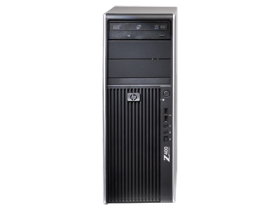 HP Z400 Workstation, W3550