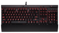 Клавиатура Corsair Gaming™ K70 LUX Mechanical Gaming Keyboard -Red LED -Cherry MX Blue (US)