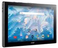 "Tablet Acer Iconia B3-A40-K0VD WiFi/10.1"" IPS (HD 1280 x 800) MTK MT8167 Quad-Core Cortex A35 1.3 GHz/1x2GB/32GB eMMC, Cam (2MP front, rear 5 MP 1080p FHD)/G-sensor, Micro USB, microSD™, Android™ 7.0 (Nougat), Black"