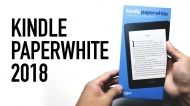 E-Book Reader Kindle Paperwhite-2018-8G-SO