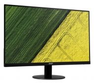 "Монитор Acer SA220Qbid, 21.5"" Wide IPS Anti-Glare, ZeroFrame, 4 ms, 100M:1, 250 cd/m2, 1920x1080 FullHD, VGA, DVI, HDMI, Black"