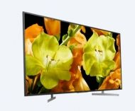 "Телевизор Sony KD-43XG8196 43"" 4K HDR TV BRAVIA, Edge LED with Frame dimming, Processor 4К X-Reality PRO, Triluminos, Dynamic Contrast Enhancer, Android TV 7.0, XR 400Hz, DVB-C / DVB-T/T2 / DVB-S/S2, USB, Voice Remote build-in mic, Black"