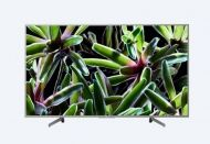 "Телевизор Sony KD-43XG7077 43"" 4K HDR TV BRAVIA, Edge LED with Frame dimming, Processor 4К X-Reality PRO, Triluminos, Dynamic Contrast Enhancer, Browser, YouTube, Netflix, Apps, XR 400Hz, DVB-C / DVB-T/T2 / DVB-S/S2, USB, Silver"