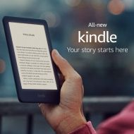 Amazon Kindle 2019-FL-SO Black