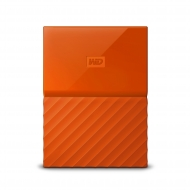 HDD 1TB USB 3.0 MyPassport Orange (3 years warranty) NEW