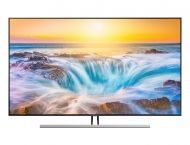 "Телевизор Samsung 55"" 55Q85 QLED FLAT, SMART, 3800 PQI, Direct Full Array 8x, Quantum HDR 1500, HDR 10+, Dynamic Black Equalizer, Freesync, Quantum 4K Processor, Dolby Digital Plus, DVB-T2CS2 x 2, Wireless, Network, PIP, 4xHDMI, 3xUSB, Eclipse Silver"