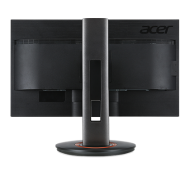 Monitor Acer XF240QPbiipr 60cm (23.6'') TN+Film, LED FHD (1920x1080) FreeSync 144Hz, resp. time 1ms, Contrast: 100M:1 ACM, Brightness: 300nits, 2xHDMI, DP, Height adj., Pivot, Black Acer EcoDisplay, 2 years warranty