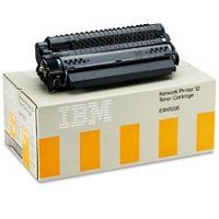 IBM 4312/IBM NETWORK PRINTER 12 Black  Print Cartridge