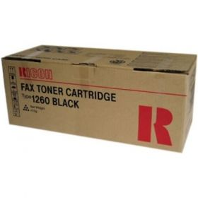 Ricoh Type 1260 Toner Cartridge Black