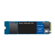 SSD WD Blue SN550 250GB PCIe Gen3 x4 8 Gb/s NVMe (PCIe Slot) M.2 2280 3D NAND, read-write: up to 2400MBs, 950MBs (5 years warranty)
