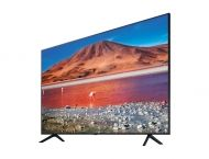 "Телевизор Samsung 43"" 43TU7072 4K UHD LED TV, SMART, Crystal Processor 4K, 2000 PQI, HDR 10+, Mega Contrast, Dolby Digital Plus , 2xHDMI, USB, WiFi, Bluetooth, Tizen, Black"