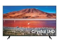 "Телевизор Samsung 55"" 55TU7072 4K UHD LED TV, SMART, Crystal Processor 4K, 2000 PQI, HDR 10+, Mega Contrast, Dolby Digital Plus , 2xHDMI, USB, WiFi, Bluetooth, Tizen, Black"