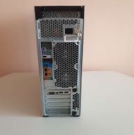 HP Z620, 2 x Xeon six-core E5-2620