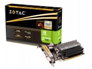Видео карта ZOTAC GeForce GT 730 ZONE Edition, Low Profile, 4GB DDR3, DVI-D, HDMI, VGA