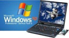 IBM ThinkPad R51 с Windows XP Pro Sp3