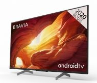 "Телевизор Sony KD-43XH8596 43"" 4K HDR TV BRAVIA, Edge LED,4K HDR Processor X1,Triluminos,XR 1000Hz,Dolby Atmos, DVB-C / DVB-T/T2 / DVB-S/S2, USB, Android TV, Voice Remote"