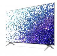 "Телевизор LG 43NANO773PA, 43"" 4K IPS HDR Smart Nano Cell TV, 3840x2160, DVB-T2/C/S2, Active HDR ,HDR 10 PRO, webOS Smart TV, ThinQ AI, WiFi, Clear Voice, Bluetooth, Hdmi, CI, Miracast / AirPlay, Two Pole stand,Silver"
