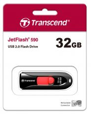 Памет Transcend 32GB JETFLASH 590K