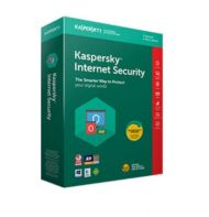 Програмен продукт с лицензен стикер Kaspersky Internet Security 1-Device, 1 year Renewal,Box