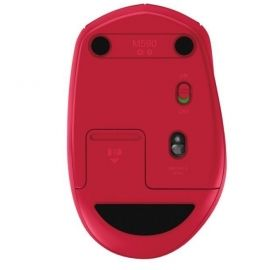 Мишка Logitech Wireless Mouse M590 Multi-Device Silent, Ruby
