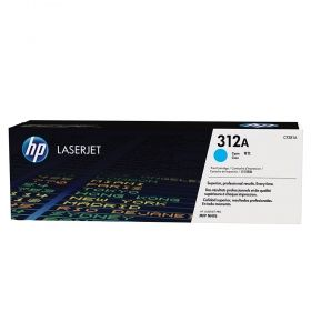 HP 312A Cyan LaserJet Toner Cartridge 2.7K