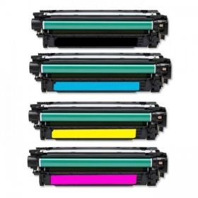 HP507A/CE402A Yellow LaserJet Toner Cartridge 6K презареждане