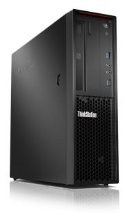 Workstation Lenovo ThinkStation P320 SFF,Intel Xeon E3-1230 v6  (3.5GHz up to 3.9GHz,8MB Cache),8GB DDR4 ECC,256GB SSD,Quadro P400 2GB 256-bit,RAID 0,1,5,10 support,210W Bronze,DVD RW,9in1 CR,Win 10 Pro,(keyboard+mouse),3 years
