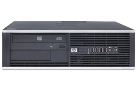 HP Compaq 8000 Elite Core 2 Quad PC