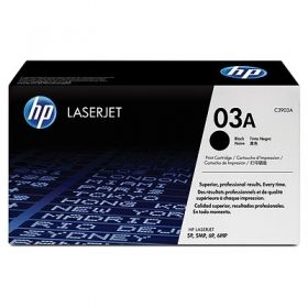 Консуматив HP 03A Black LaserJet Toner Cartridge